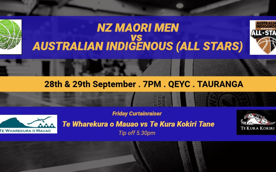NZ Maori V Australian Indigenous All Stars